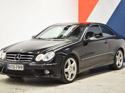 käytetty Mercedes CLK320 CDI 160kw Avantgarde Coupe 2d A / CLK Sopivaan hintaan, varusteet kohdillaan, Korko 1,95% /