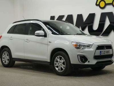 käytetty Mitsubishi ASX 2,2 DI-D Cleartec Instyle 4WD //