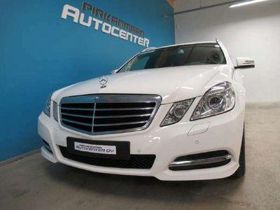 käytetty Mercedes E200 CGI 185hv Aut. Avantgarde Stw