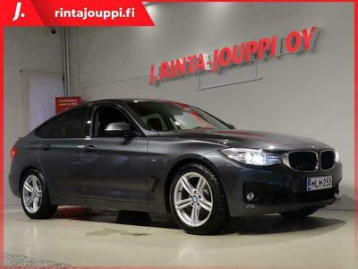 käytetty BMW 320 Gran Turismo Gran Turismo F34 320i TwinPower Turbo Business Sport *Suomi-auto / HUD / Sport-penkit / Kamera* ***