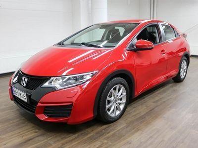 käytetty Honda Civic 5D 1,4i Comfort **** Korko 0,99% + min. 1500 EUR takuuhyvitys ****