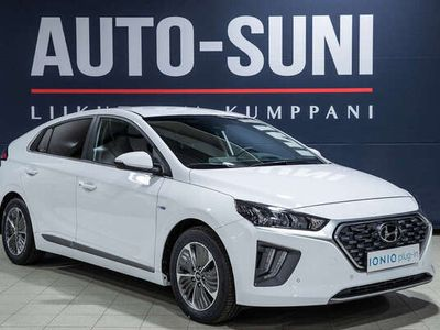 käytetty Hyundai Ioniq Plug-in