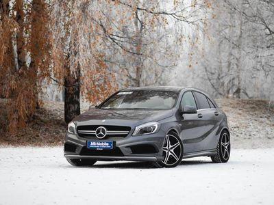 käytetty Mercedes A45 AMG 4Matic Sport 360hv / Comand / Bi-xenon / Kamera