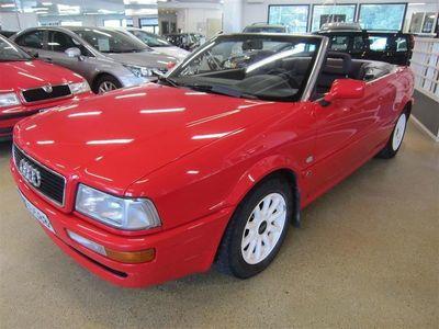 käytetty Audi Cabriolet 2,3E