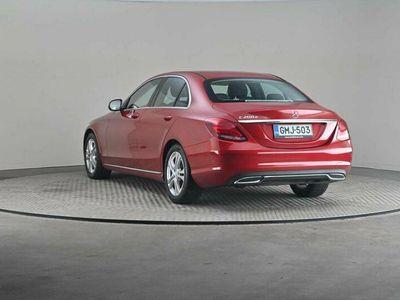 käytetty Mercedes C200 C Klassed A Premium Business *rek. 12/2016*