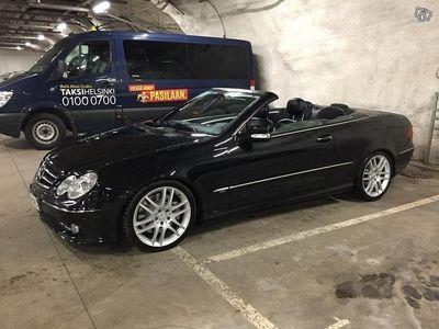 käytetty Mercedes CLK320 cabriolet
