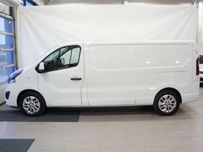 käytetty Opel Vivaro Van Sportive L2H1 1,6 CDTI Bi Turbo ecoFLEX 107kW MT6, FLEXCARE JATKOTURVA JA HUOLLOT MAKSETTU