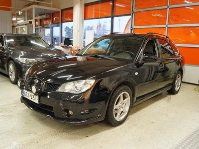käytetty Subaru Impreza 2,0R sportswagon 1T ** Suomi-Auto / Xenon / Sporttipenkit / Koukku / Lohko ja sisäpistoke **