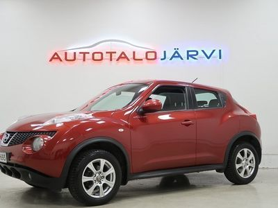 käytetty Nissan Juke 1,6L Pure Drv Acenta 2WD Eleg Alloy