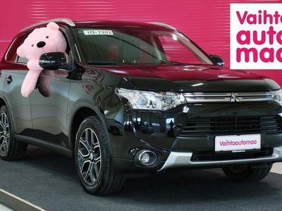 käytetty Mitsubishi Outlander P-HEV Outlander4WD # Remote Control # Navi # Kamera # Cruise