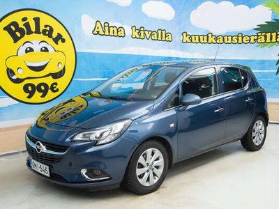 käytetty Opel Corsa 1.4 Ecotec MT5 Innovation **MERKKILIIKKEN HUOLTOHISTORIA** **KATSO MITKÄ VARUSTEET** - *SAAT 500