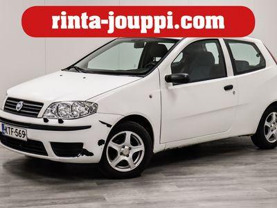 käytetty Fiat Punto 60 Torino 5d * Moottorinlämmitin- 1x renkaat- 1x avaimet - Edullinen kauppakassi! Seuraava katsastus 3.9.2021...