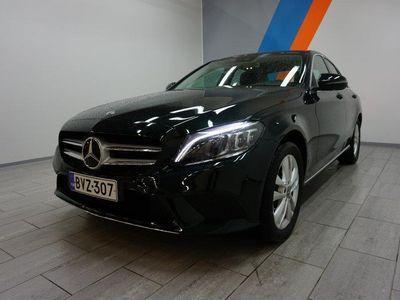 käytetty Mercedes C200 4Matic A Business Avantgarde