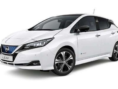 käytetty Nissan Leaf Acenta MY20 40 kWh Driver Assist Pack 6,6 kW Charger FI