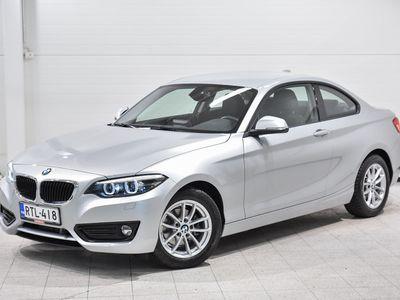 käytetty BMW 218 218 F22 Coupe i A Business - Auto kuin uusi.