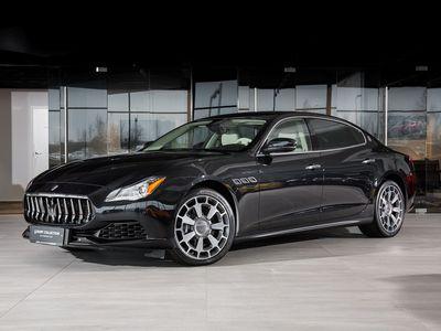 käytetty Maserati Quattroporte 3.0 V6 Diesel. 1290e/kk. Uuden ovh 170te.