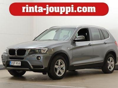 käytetty BMW X3 F25 xDrive20d A Business - Neliveto, automaatti