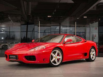 käytetty Ferrari 360 360Modena F1 - Vähän ajettu Suomiauto.