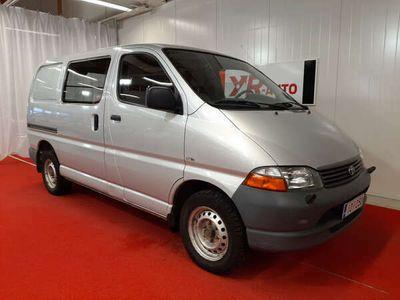 käytetty Toyota HiAce Lyhyt 2.5D-4D 90hv
