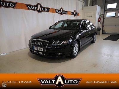 käytetty Audi A6 2.4 V6 Quattro