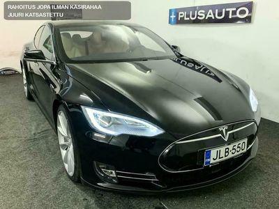 """käytetty Tesla Model S 85D *Ilmaiset Superit, GEN-2 Penkit, Winter paketti, Autopilot, 21"""" Alut, Premium Connectivity*"""