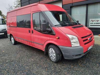 käytetty Ford Transit 355L 2,2TDCi 125 hv Trend N2 Van FWD 4,93 Puolikor