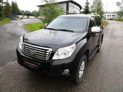 käytetty Toyota Land Cruiser