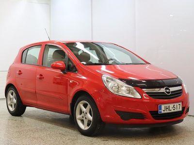 käytetty Opel Corsa 5-ov Enjoy 1,4 Twinport 66kW/90hv A4