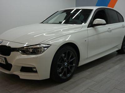 käytetty BMW 330 3-SARJA F30 Sedan d A xDrv Bsn Excl M Sport **KORKOTARJOUS**ILMAINEN KOTIINKULJETUS**