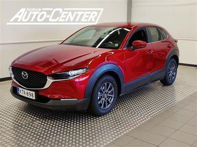 käytetty Mazda CX-30 2,0 M Hybrid Skyactiv-G Vision Plus AT #HUD #Bi-LED #Blind Spot #Adapt. vakkari #Digimittaristo #nav