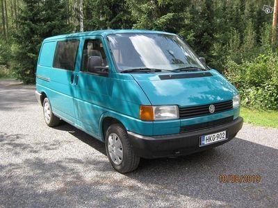 käytetty VW T4 2,4D