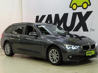 käytetty BMW 318 318 F31 Touring d A Business / Alv. / 1-Omistaja / HUD / Navi / Keyless / Cruise / LED-valot /