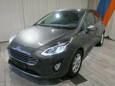 käytetty Ford Fiesta 1,0 EcoBoost Hybrid mHEV 125hv Titanium