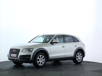 käytetty Audi Q5 Offroad Land of quattro Edition 2,0 TDI 140 kW S tronic | Rahoitustarjous 2,9 % + kulut | *Webasto,