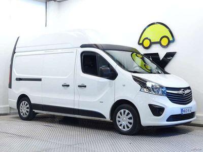 käytetty Opel Vivaro VanEdition L2H2 1,6CDTI BiTurbo ecoFLEX 88kW /