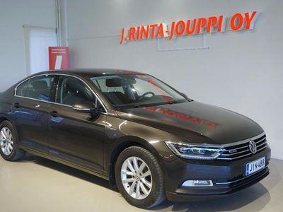 käytetty VW Passat Sedan Comfortline 2,0 TDI 110 kW (150 hv) 4MOTION Winter Edition *Webasto* *Navi*