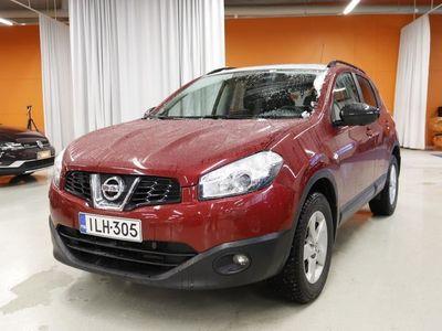 käytetty Nissan Qashqai 1,6L Style 360 2WD CVT AVM ** 360 ° / Navi / Panorama / Lohkis + S pistoke **