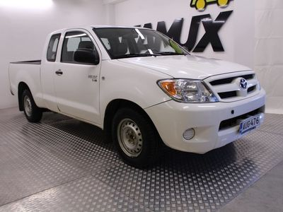 käytetty Toyota HiLux 2WD PICKUP EXTRA CAB 2.5D-4D