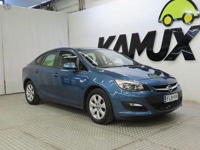 käytetty Opel Astra 4-ov 1.4 Turbo **SUOMI-AUTO, AUTOMAATTI, LOHKOLÄMMITIN**