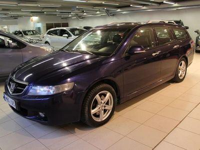 käytetty Honda Accord 2,4i EXECUTIVE X Tourer AT