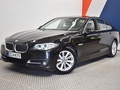 käytetty BMW 520 520 F10 Sedan d A xDrive Business Exclusive Pro Edition *Nahkaverhoilu, Urheiluistuimet, Navi*