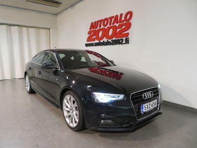 käytetty Audi A5 Sportback 1,8 TFSI S-line Black Edition 125 kW