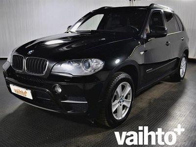 käytetty BMW X5 xDrive30d TwinPower Turbo A E70 SAV (13
