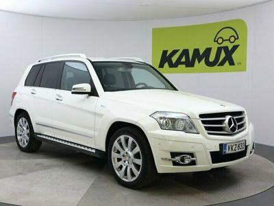 käytetty Mercedes GLK220 CDI BE 4Matic A Premium Business / Tutkat / Astinlaudat / Vakkari / Xenon