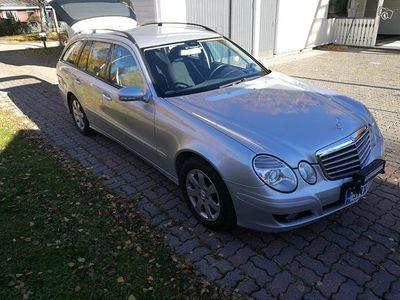 käytetty Mercedes E280 vm 2006 CDI