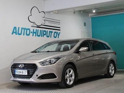 used Hyundai i40 Wagon