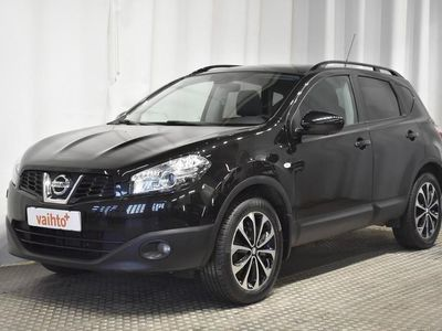 käytetty Nissan Qashqai 1,6L Style 360 2WD CVT AVM (MY13)