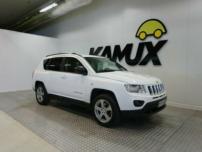käytetty Jeep Compass 4x2 2,0 M5 Sport/ Siisti bensa