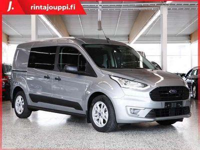 käytetty Ford Transit Connect 230 1,5 TDCi 120 hv A8 Trend L2 *** 0 % korko, 0 € kulut, J. kotiintoimitus
