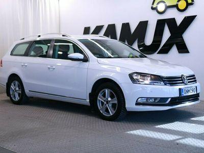 käytetty VW Passat PassatVariant 1.4 TSI EcoFuel DSG 150hp / Sähköinen vetokoukku / Tutkat kameralla / Lohk